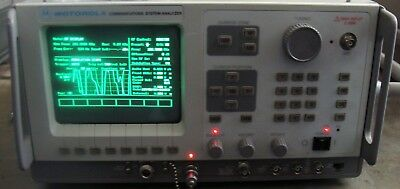 Motorola R2600B/hs Communication System Analyzer W/opts! Nist Calibrated !