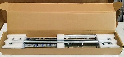 New Dell PowerEdge R320 R620 Rails Static, 1U, A8, 4 Post, Rail Rack Kit 053D7M