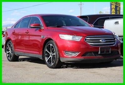Ford Taurus SEL 2014 Ford Taurus Repairable Wrecked Priced To Sell Low Mileage Must See L@@K!
