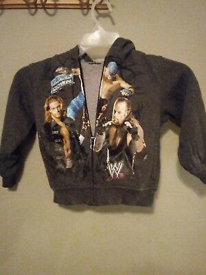 Smackdown, Hoodie, Boys Size 4T