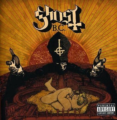 Infestissumam [Deluxe Edition] [PA] by Ghost (Sweden) (NEW CD, 2013)
