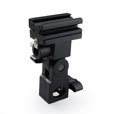 Flash Light Umbrella Mount Holder Bracket Type B Stand Adapter For Nikon Canon
