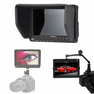 Bestview S7 7inch HD LCD 4K Field Monitor Digital For DSLR Camera DV Top
