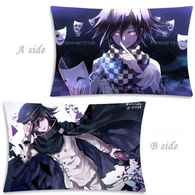 Anime Danganronpa V3 Ouma Koukichi Dakimakura Hug Body Pillow Case Cover 35x55CM