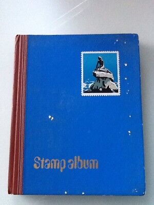 Flying Eagle Stamp Album No. T701 Empty