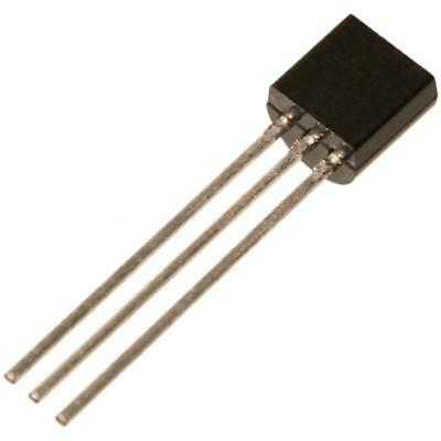 BC338-40 Transistor pnp 25V 0,8A 0,625W TO92 von CDIL