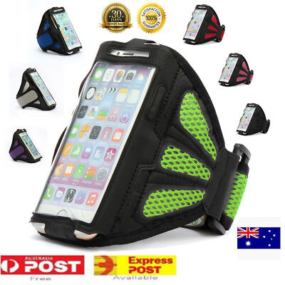 Outdoor Sports Gym Running Slim Armband Apple iPhone 6 7 8 plus Arm Band Case