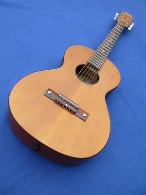 1971 Framus Sport model 50/I small scale blues parlor German acoustic guitar