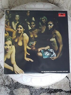 Jimi Hendrix Experience - Electric Ladyland , Vinyl , Nude Cover , Rare 2 LP