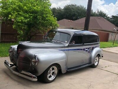 1941 Plymouth Other Very Rare 1941 Plymouth Panel Delivery
