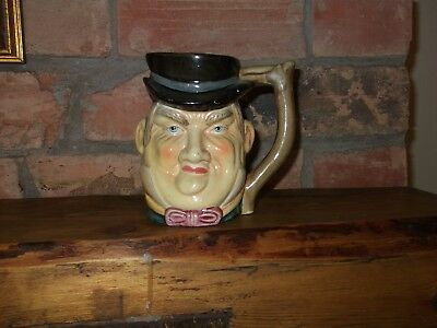 Toby jug made by foreign
