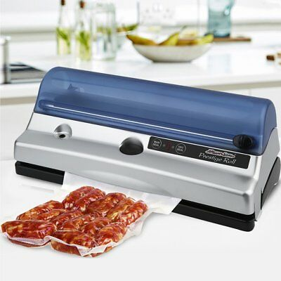 Magic Seal Food Vacuum Sealer Food Saver Machine Automatic System Storage Bag B2