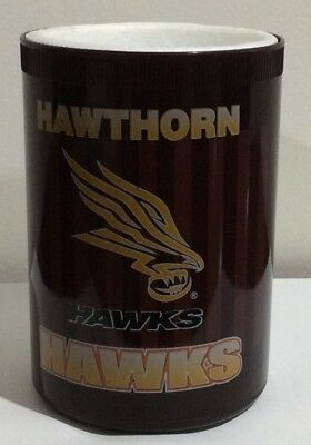 Hawthorn Hawks Afl Stubby Holder Plays Club Song,hawthorn Hawks Stubby Holder