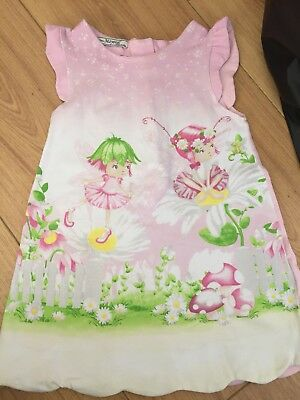 Mayoral Pink Fairy Dress Age 24months