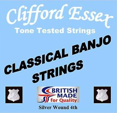 Classical Banjo Strings. The Professional's Choice. Clifford Essex - The Best.