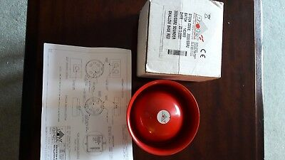 Protec sounder  3000 Series Sounder Beacon 3000/SSR2/LED/RED Fire Alarm