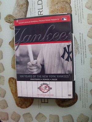 Yankees, 100 years of the new york yankees dvd