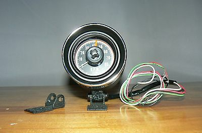 NOS transistorized solid state MAKES WAVES TACH TACHOMETER RPM model1265.