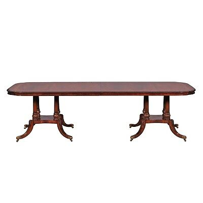 Dinning Table Mahogany Hand Carved