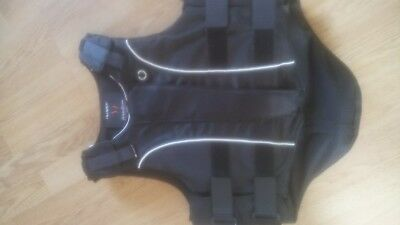 equestrian ladies body protector. Champion freedom  size was regular. New