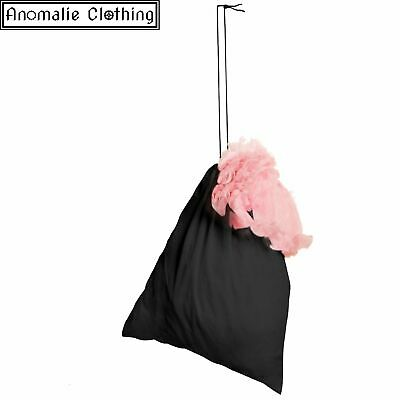 Banned Apparel Dancing Days Petticoat Bag - 1950s Vintage Retro Travel Pouch