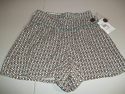 KC Parker by Hartstrings Girl's NEW floral woven Shorts, Size 16