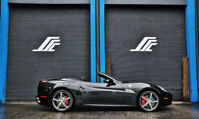 "Ferrari California 2dr Convertible 2014 Ferrari California 20"" Wheels Rear Camera 10k Miles 144 Month Financing"