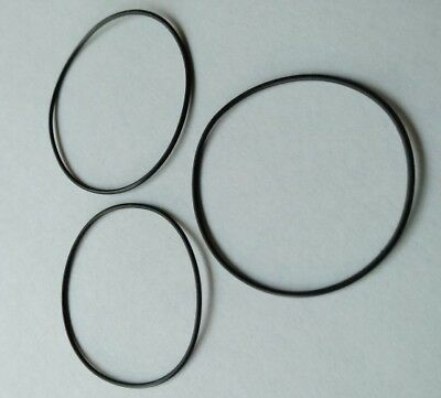 O Ring Rubber Gasket For Watch Multi Size Listings 25mm dia to 39.6mm