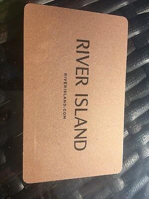 River Island Gift Cards/vouchers £43