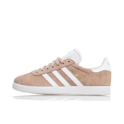 4299440f0689a ADIDAS GAZELLE donna B41660 camoscio rosa limited edition stan smith casual  temp