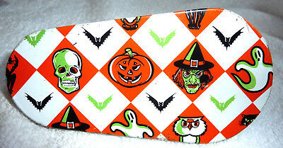 Vintage Halloween Ratchet Noisemaker With Outstanding Graphics And Colors