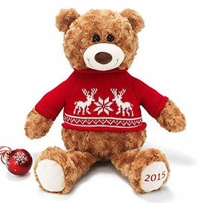 Avon 2015 Holiday Plush Teddy Bear