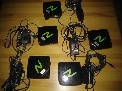 Lot of 5 Ncomputing L300 Network Virtual Desktop Thin Client w/Adapters & Mount
