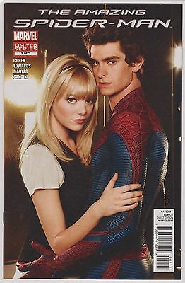 Amazing Spider-Man #1, #207, #583 NM+ / MINT Emma Stone cover, Obama  / CGC them