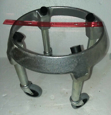 20-30 qt. Hobart Bowl Truck/Dolly For Mixer Bowls Great Condition