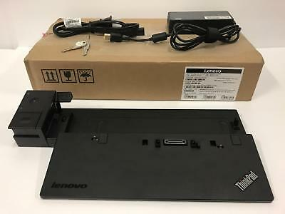 Lenovo ThinkPad Pro Dock 90W /w AC Adapter 40A10090US READ