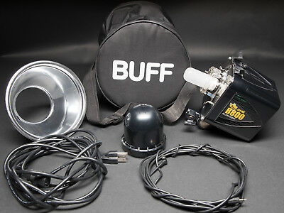 Paul C Buff Black Alien Bees B800 Monolight Complete Kit with Case, FREE SHIP!!