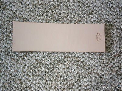 2 x 11 inch Leather Strop By R Jones use as is or on your block