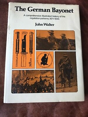 The German Bayonet By John Walter 1976