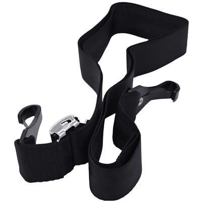 Kids Car Seat soft latch Strap Soft Link Seat Belt Adjustable Anchor Holder 1.7m