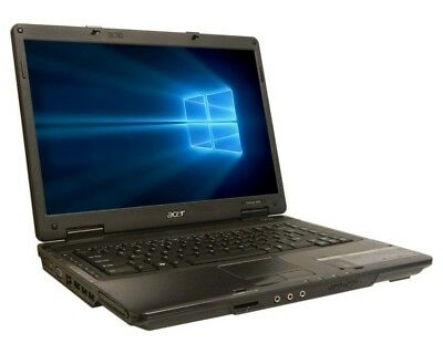 "Acer Extensa 5630 Laptop Core 2 Duo 2.0 Ghz 4 GB 160 GB HDMI DVD/RW 15.4"" Win 7"