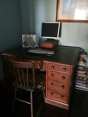 Antique Cedar Desk