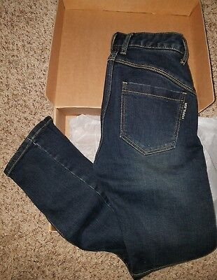 Maxler Riding Motorcycle Jeans with Protectors Women's Size 26