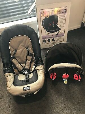 Valco Gyro Deluxe Rocker, excellent condition, never used.