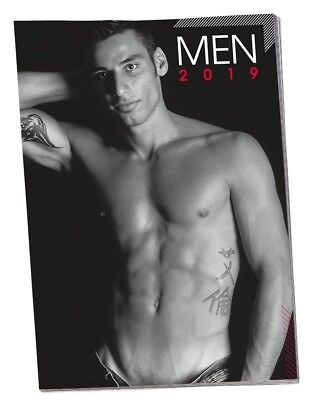 NEU Pin up Kalender  Pin-Up MEN 2019*Wandkalender*Men*Männer*Sexy