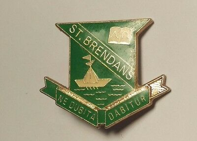 St Brendans High School Badge / Pin