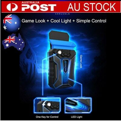 AU STOCK Laptop Cooler Cooling Fan Computer USB Powered Air Extractor Vacuum