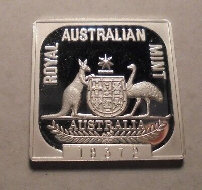 1991 Ram Master Pieces Coat Of Arms In 925 Silver