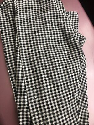 Gingham Leggings Pull And Bear Small