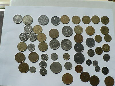 Job Lot Of Old   Coins Various Dates